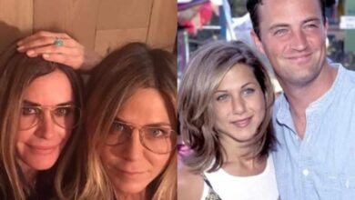 Photo of Wishes pour in for Jennifer Aniston as she turns 51