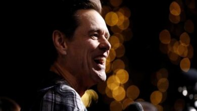 Photo of Jim Carrey passes inappropriate remark on female journalist