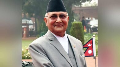Photo of Nepalese PM Oli calls up Modi; greets people of India on Independence Day