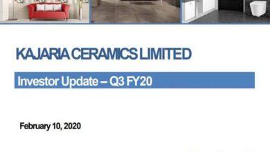 Photo of Slowdown in real estate hits profitability of Kajaria Ceramics