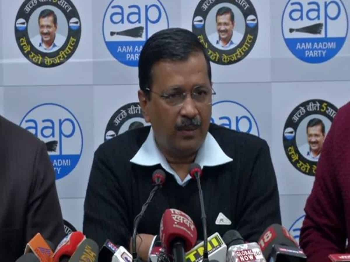 GHMC Polls: Kejriwal to campaign for AAP candidates