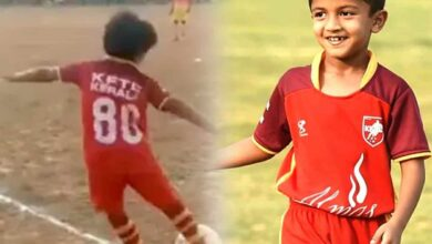 Photo of Kerala: 10-yr-old Danish's 'corner-kick' goal wows netizens