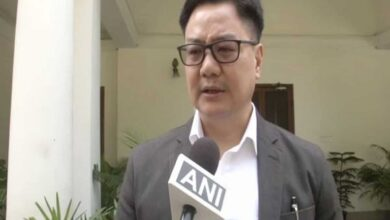 Photo of Farm bills are biggest reforms in agriculture sector: Rijiju