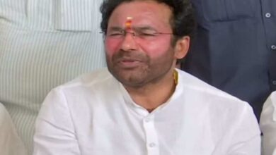 Photo of Hyderabad Metro Rail Service in Old City: Kishan Reddy slams MIM