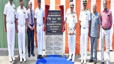 Photo of Kochi Naval Aircraft Yard celebrates diamond jubilee
