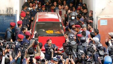 Photo of Nepal's former House Speaker acquitted of rape charges