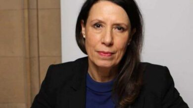 British Labour Member of Parliament Debbie Abrams