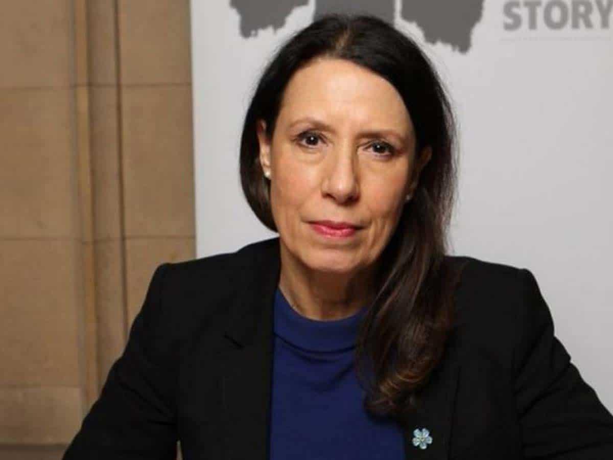 British Labour Member of Parliament Debbie Abrams