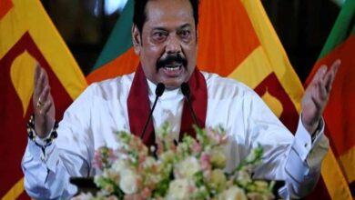 Photo of Mahinda Rajapaksa's son apologises over social media comments