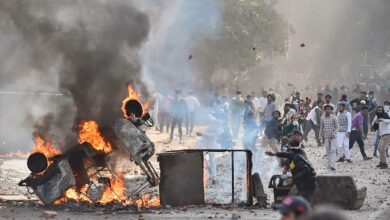Photo of Maujpur violence: Journalist shares her ordeal