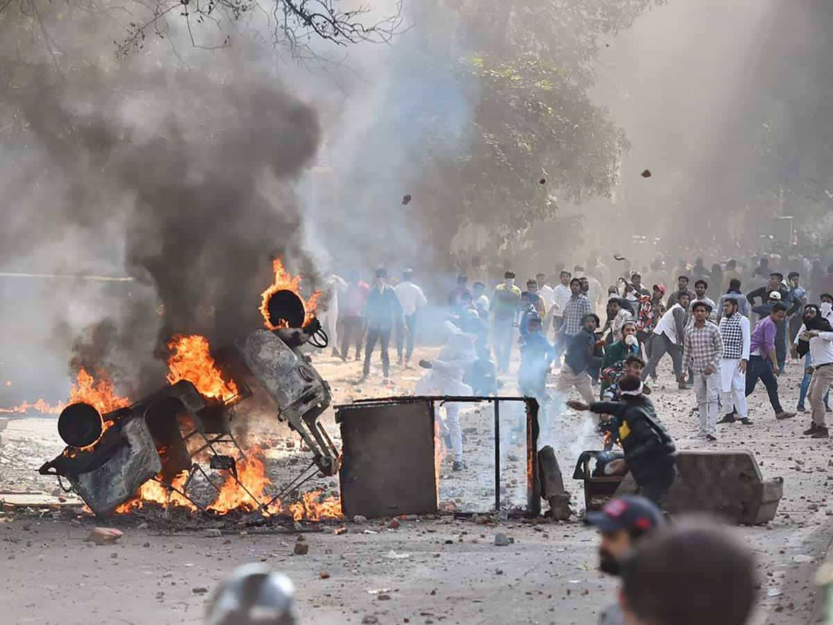CAA-NRC: Violent protests in Delhi, Section 144 imposed