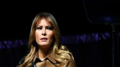 Photo of Melania Trump to visit Delhi govt school today
