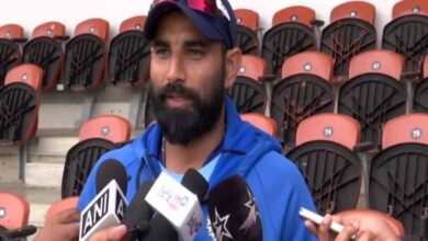 Photo of India-NZ : Wicket helping pacers in practice matches, says Shami