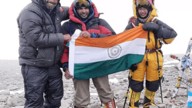 Photo of 12-year-old Kaamya becomes youngest girl to scale Mt. Aconcagua