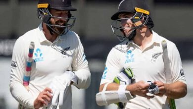 Photo of NZ thrash India by 10 wickets in Wellington Test