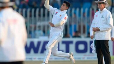 Photo of Pak's Naseem Shah becomes youngest pacer to take Test hat-trick