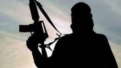 Photo of 3 Ansar Ghazwa ul Hind terrorists killed in encounter