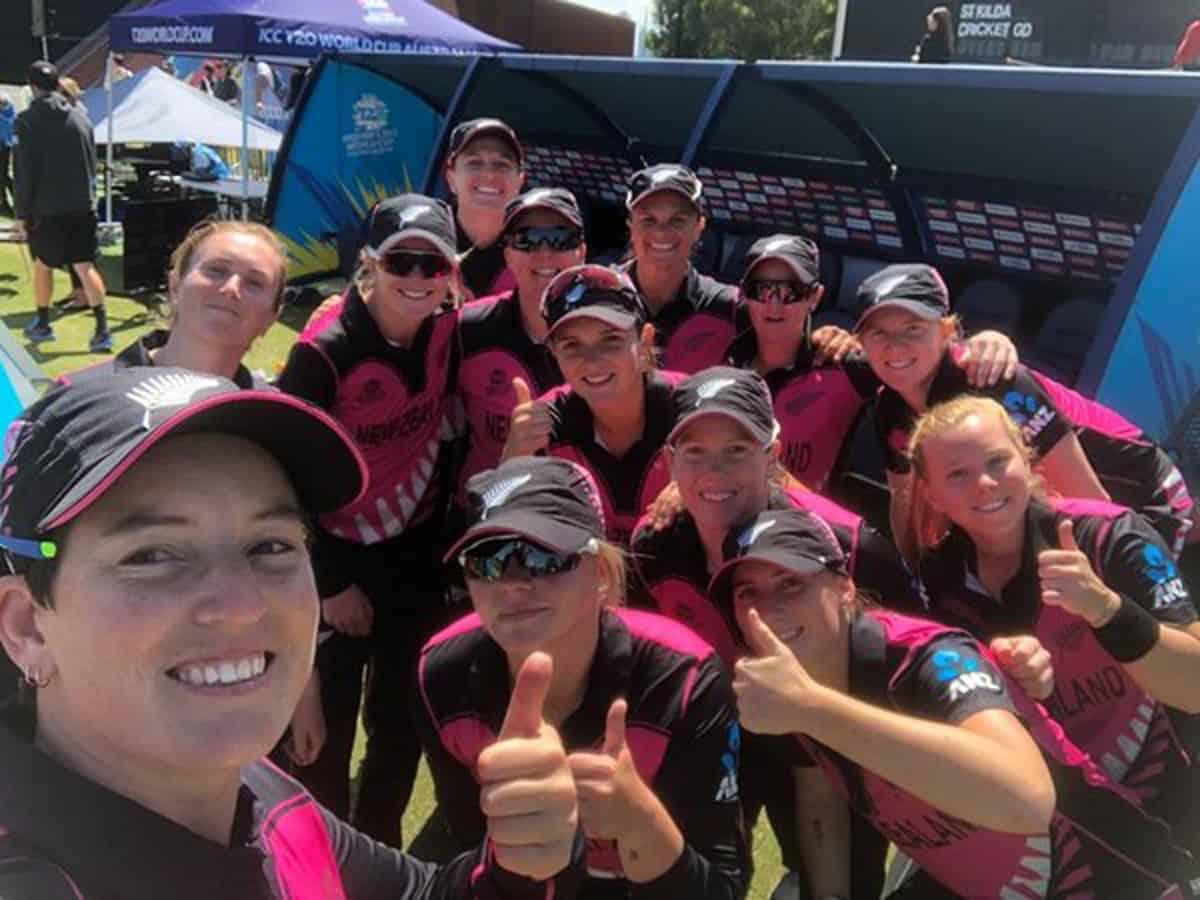 New Zealeand Cricket Team