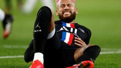 Photo of Neymar in doubt for PSG's clash against Dortmund