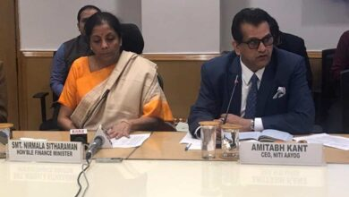 Photo of Obtaining PAN card will be made simpler, says Sitharaman