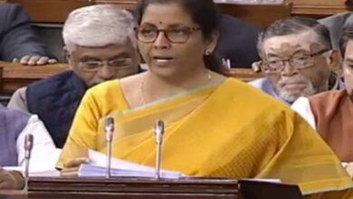 Photo of Sitharaman says Budget 2020-21 woven around 3 prominent themes