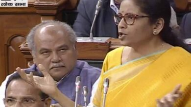 Photo of Rs 3.6 lakh crore approved for Jal Jeevan Mission: Sitharaman