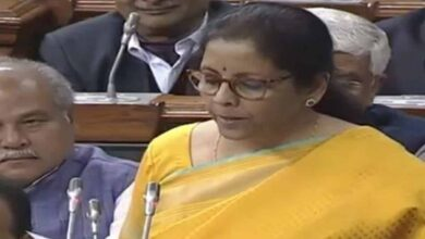 Photo of Sitharaman stresses on importance of digital governance