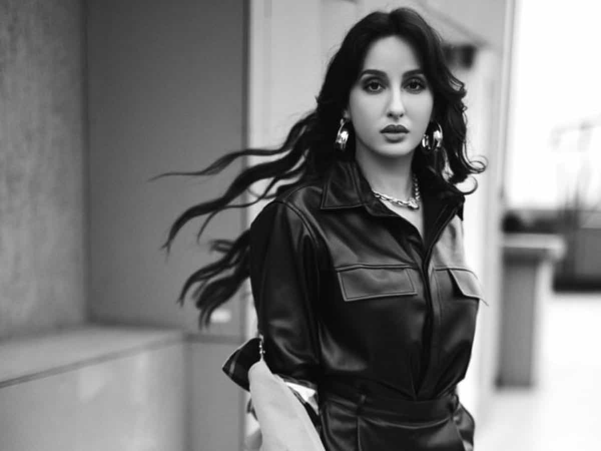 Lockdown diaries: Nora Fatehi's latest dance video goes viral