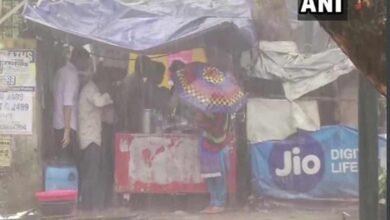 Photo of Heavy rain lashes Bhubaneswar