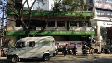 Photo of Masked man loots 1.5 lakhs from Oriental Bank