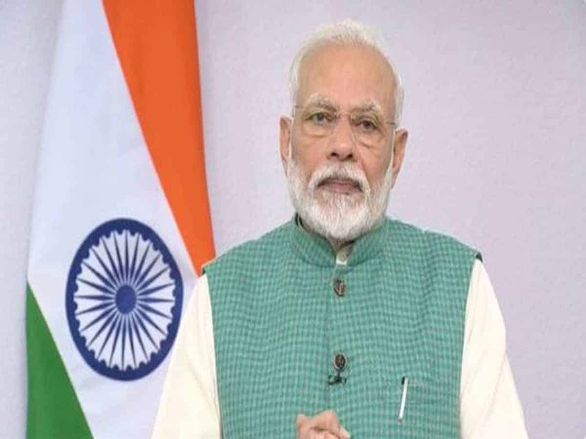 Modi urges Maoists, J&K, N-E militants to join mainstream