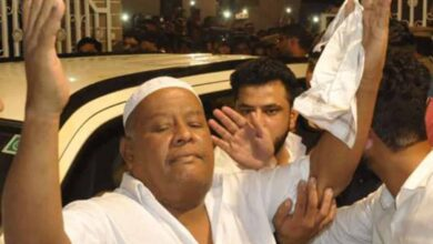 Photo of Mohammed Pahelwan passes away