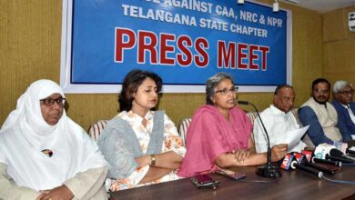 Photo of City activists, lawyers demand KCR to pass anti-CAA resolution