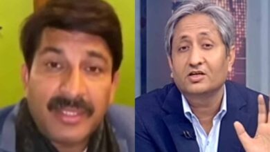 Photo of Prime Time with Ravish Kumar exposes how BJP uses 'Deepfake'