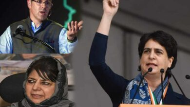 Photo of Priyanka questions grounds for detaining ex-J&K CMs under PSA