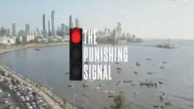 Photo of Netizens laud Mumbai Police for 'Punishing Signal' campaign
