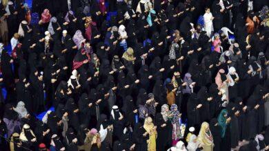 Photo of Hyderabad Muslims pray for Delhi violence victims