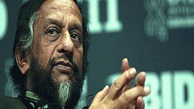 Photo of RK Pachauri passes away in Delhi