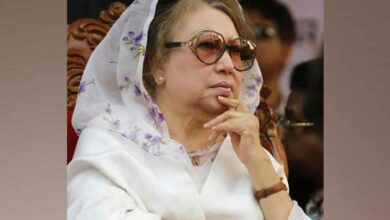 Photo of Khaleda Zia completes 2 years in prison