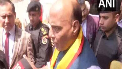 Photo of Situation moving towards normalcy: Rajnath on Delhi violence