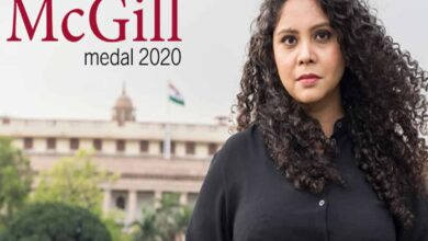 Photo of Rana Ayyub gets McGill Medal 2020 for Journalist Courage
