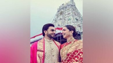 Photo of Deepika Padukone jets off for vacation with Ranveer Singh