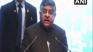 Photo of RS Prasad tests negative for COVID-19