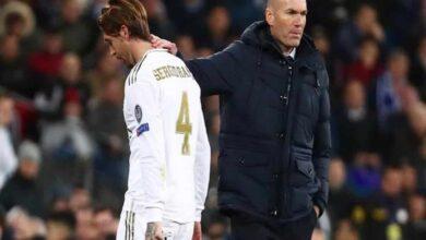 Photo of Zidane a fantastic coach: Sergio Ramos