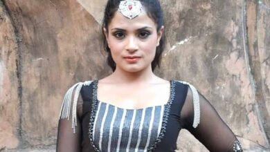 Photo of Richa Chadha unveils intriguing look from her next film