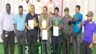 Photo of Abid Ali Khan, Shafath Ali Khan declared champions at TS contest