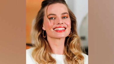 Photo of Margot Robbie: Playing Harley Quinn is exhilarating