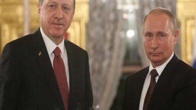 Photo of Erdogan, Putin discuss Syrian forces' attack in Idlib