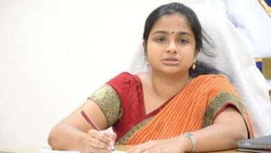 Photo of Swetha Mohanty is the new collector of Hyderabad