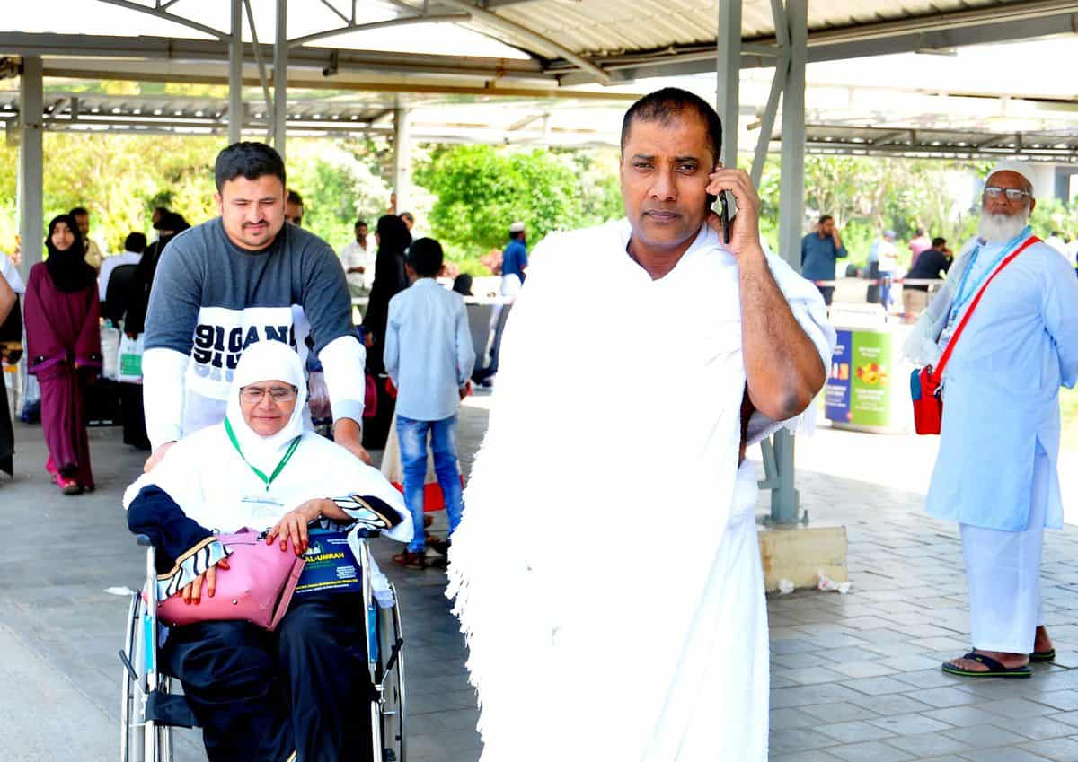 Umrah pilgrims, others prevented from boarding flight to Jeddah